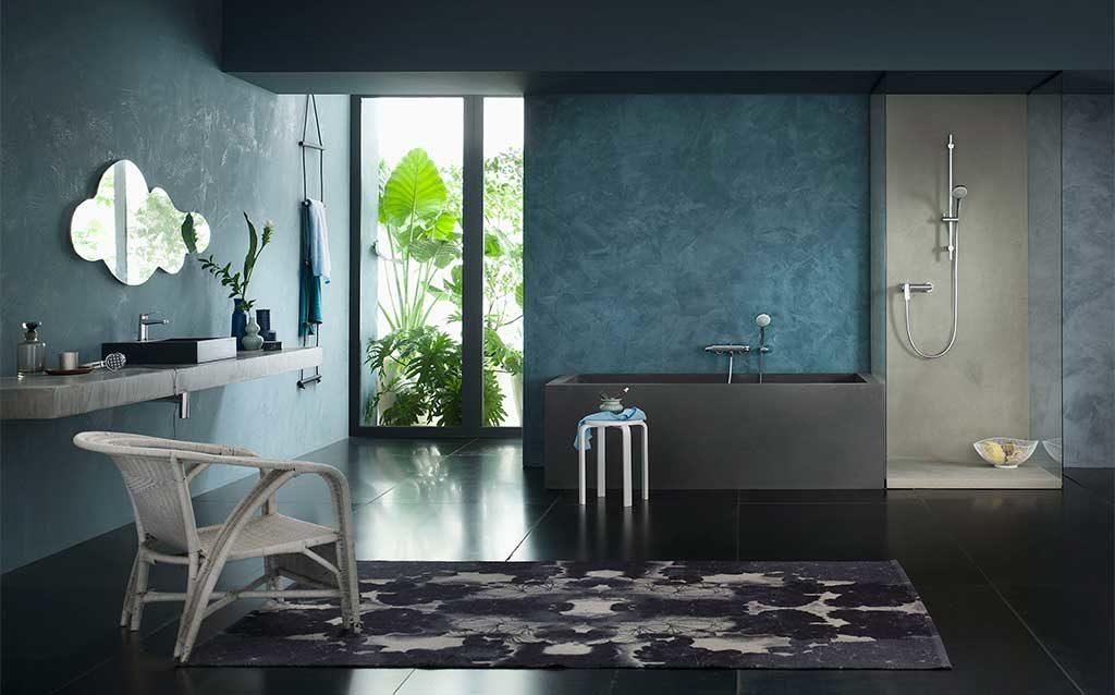 interno bagno design