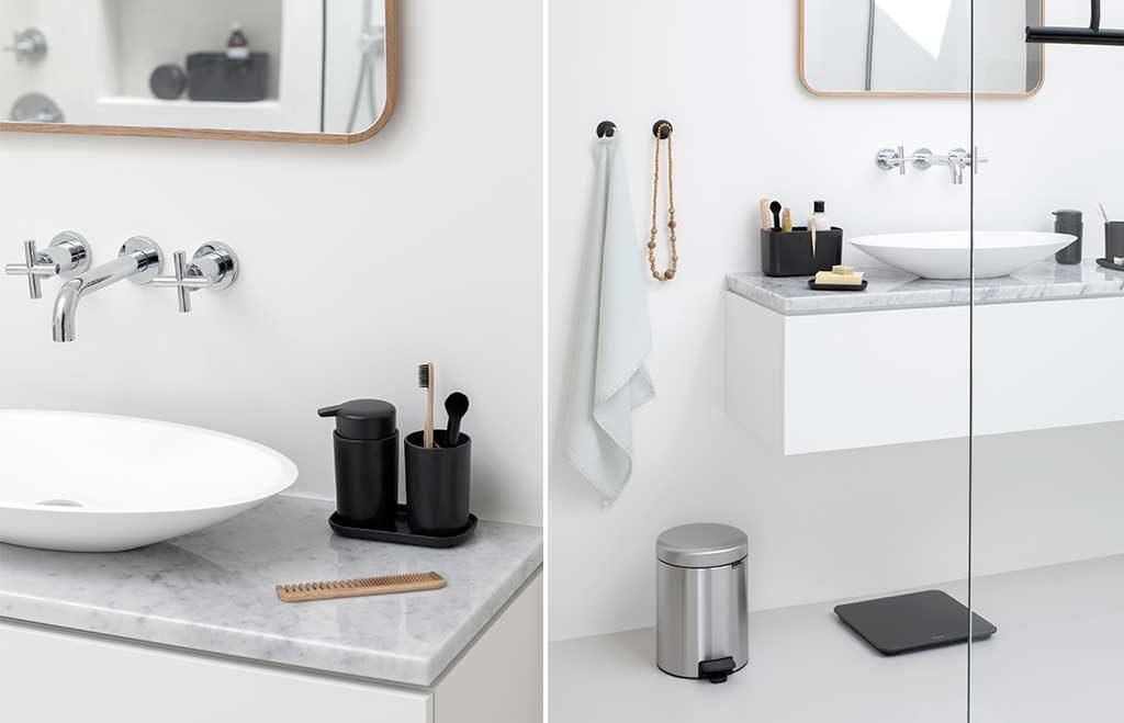 accessori bagno organizer