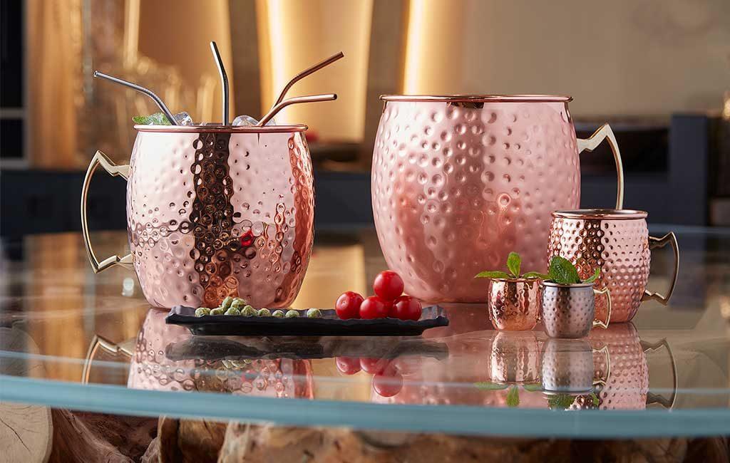 bicchieri da moscow mule