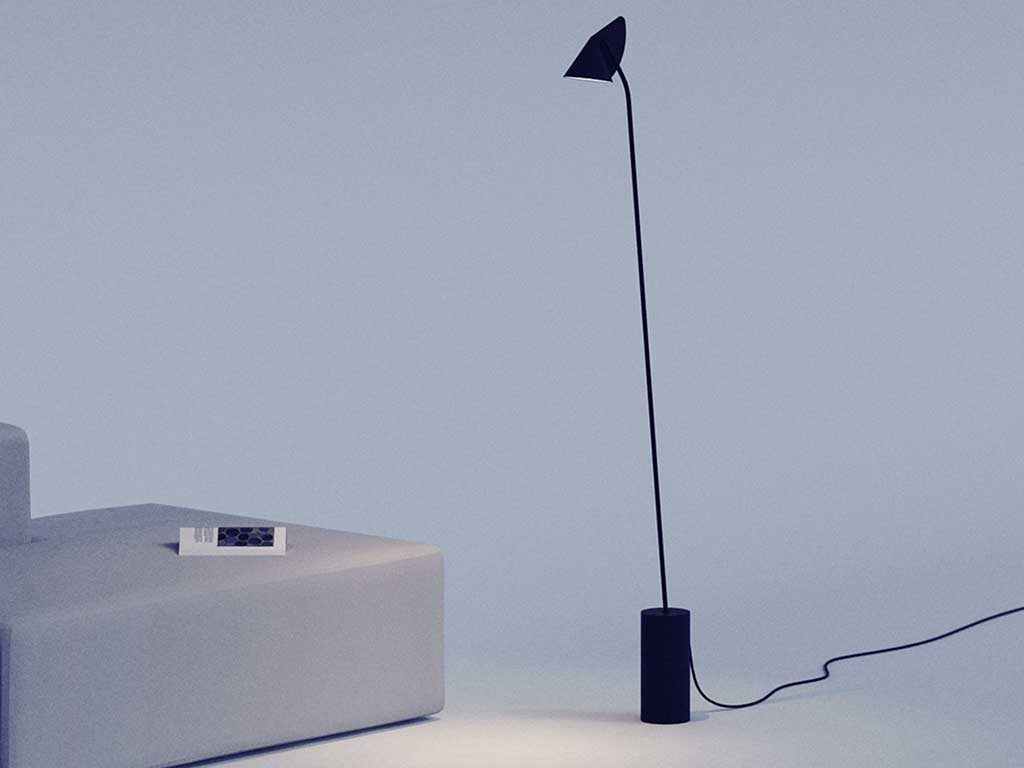 lampada piantana ricaricabile