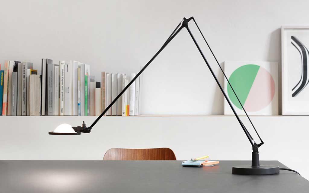 lampada scrivania orientabile led