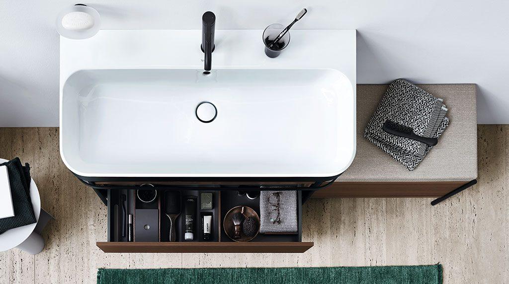 lavabo bagno angoli tondi