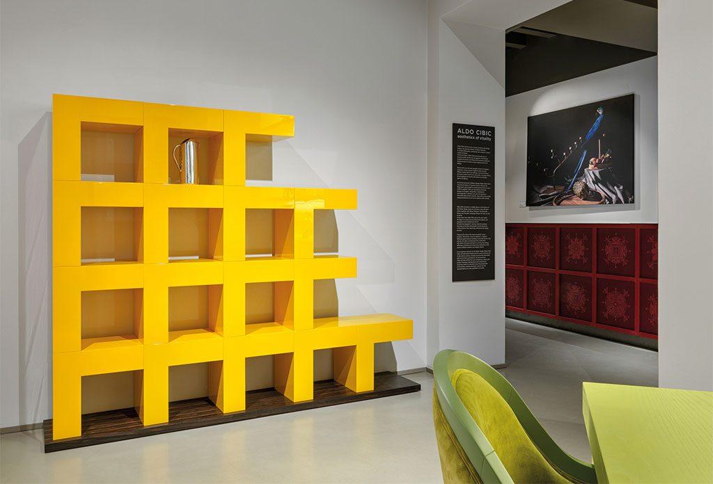 libreria gialla aldo cibic