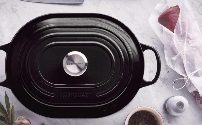 pirofila ghisa forno