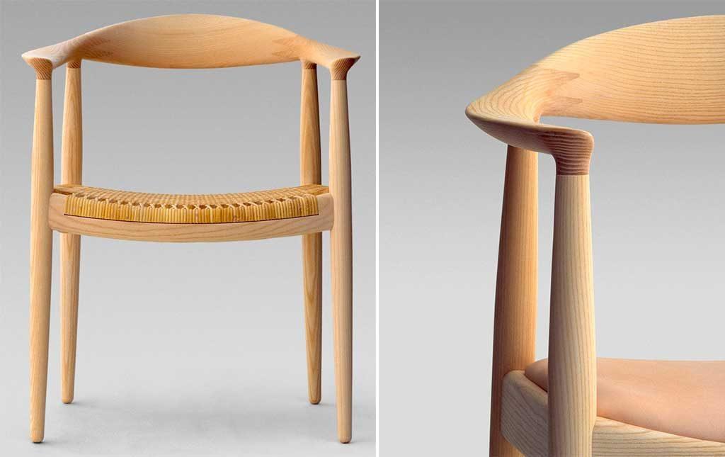 round chair
