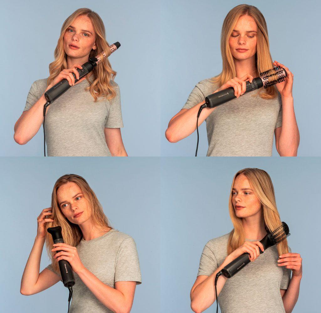spazzola rotante capelli