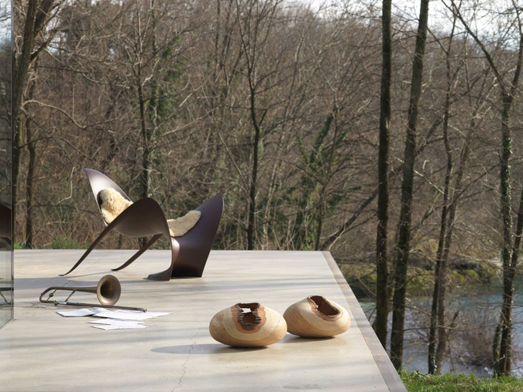 vasi legno lavorati