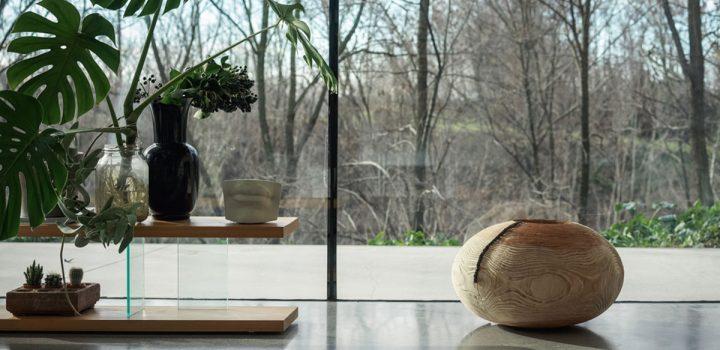 Il design che svela l'anima del legno