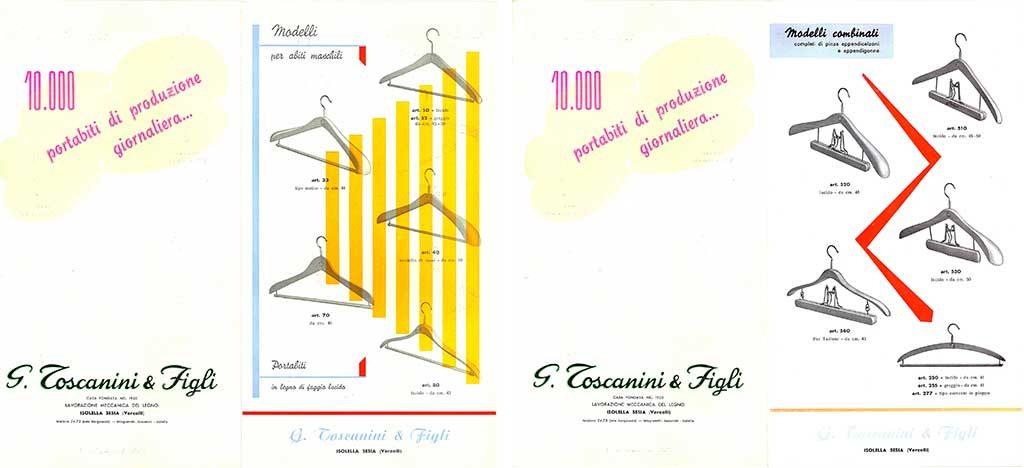 cataloghi toscanini epoca