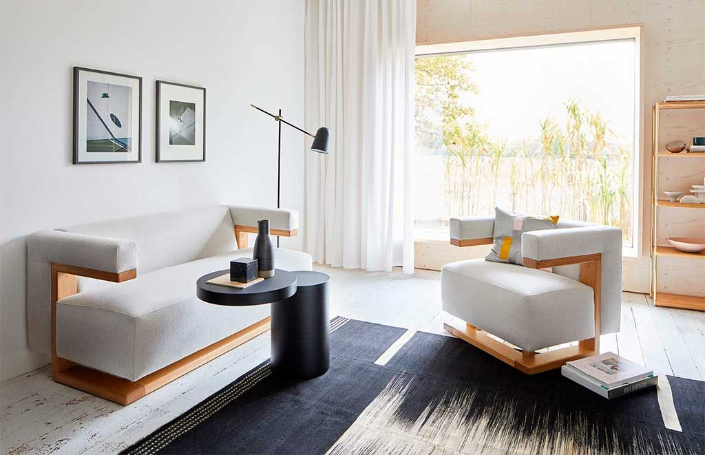 divano e poltrona gropius