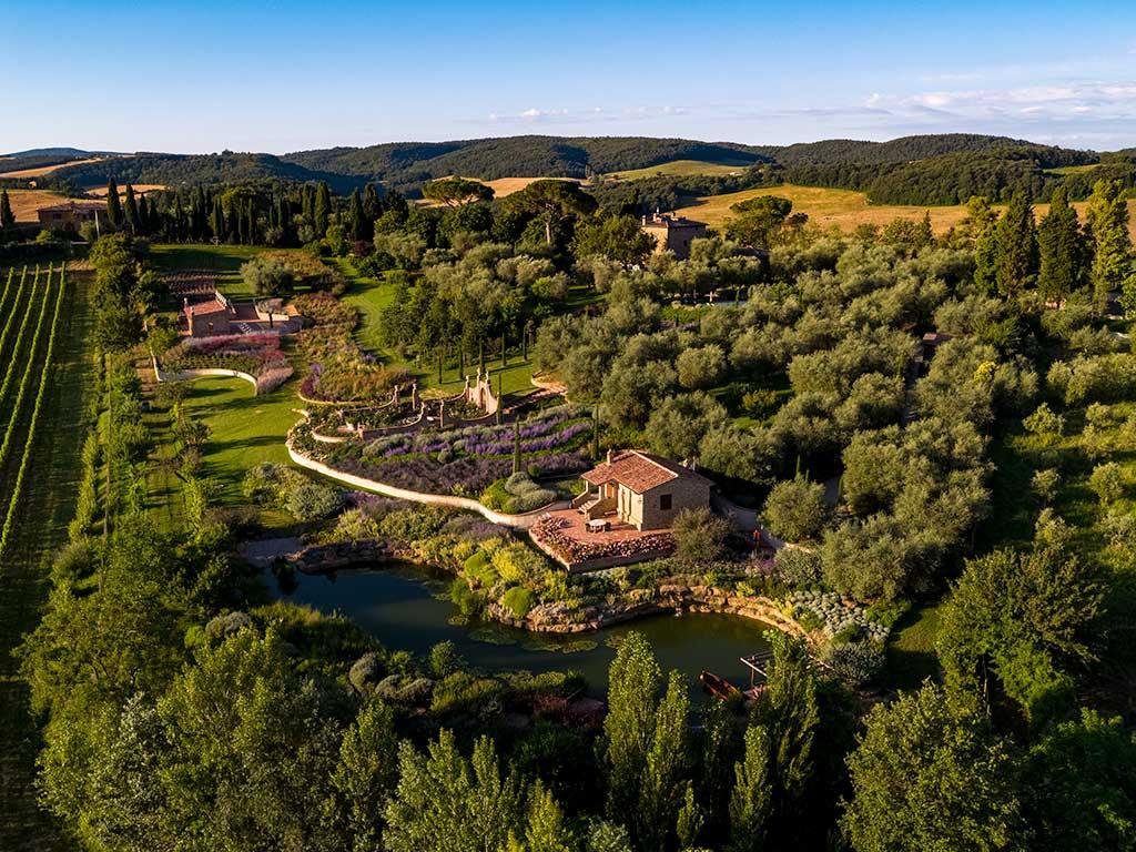 Villa Benefizio Montepulciano - per un soggiorno storico ...