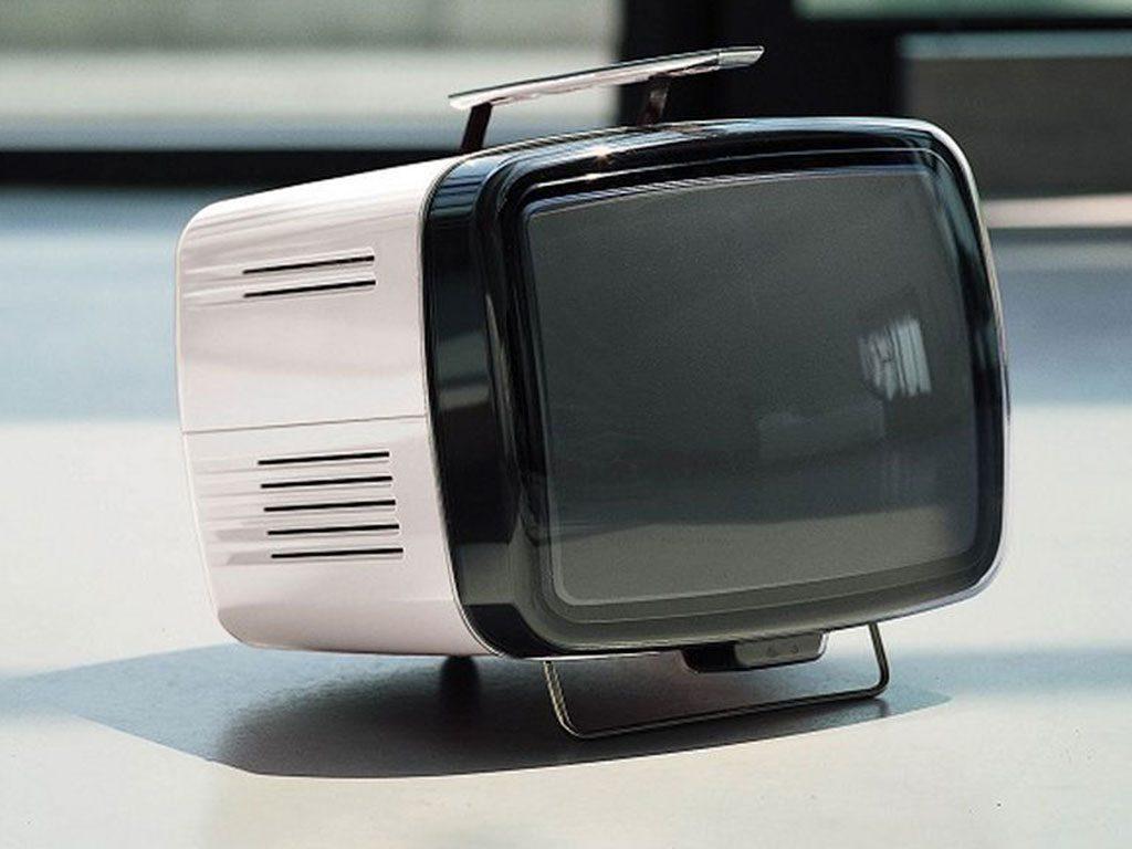 televisore brionvega zanuso