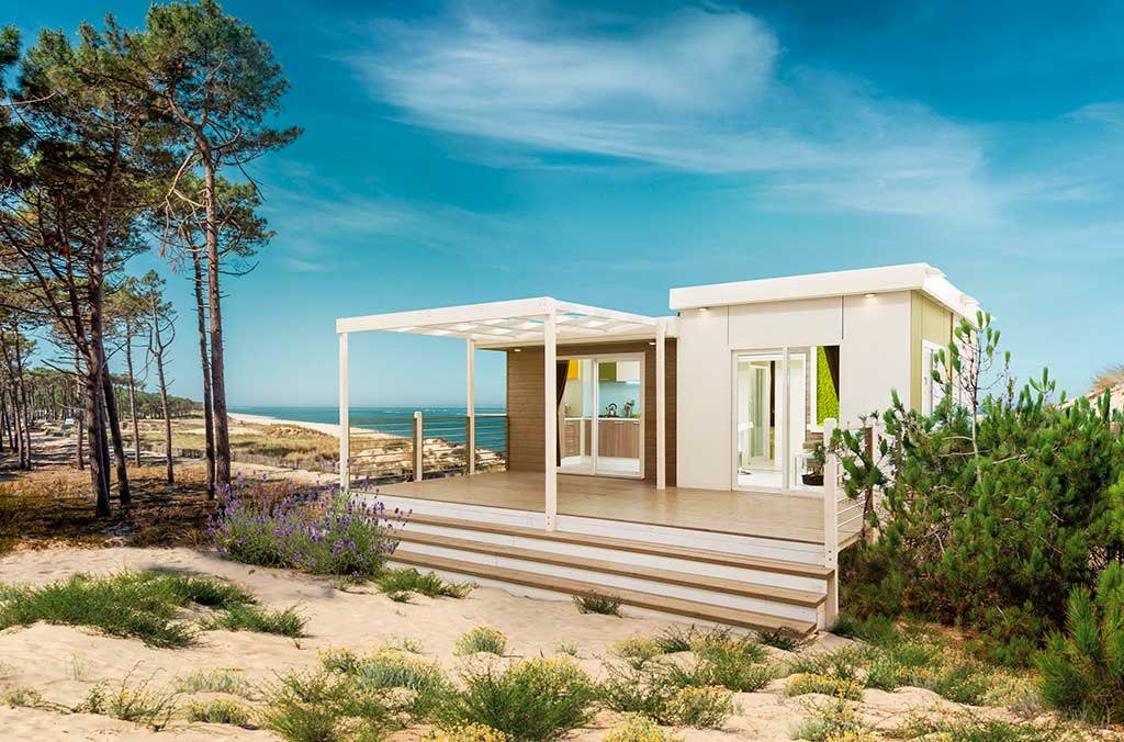 bungalow lusso mare