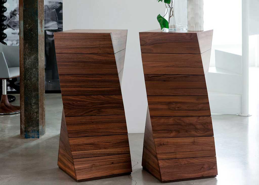 cassettiere legno design