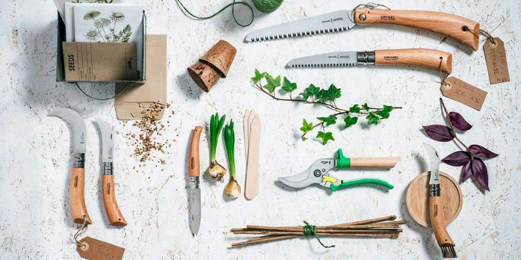 coltelli per il giardino