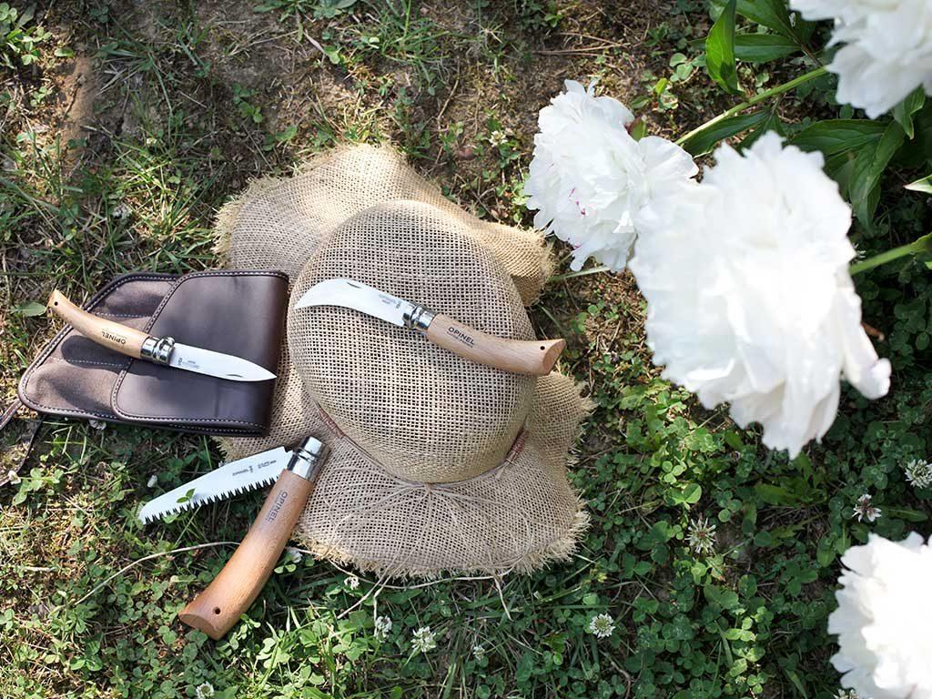 coltello seghetto giardino
