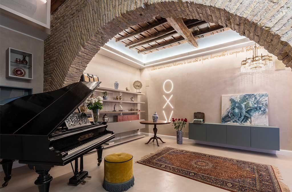 hotel roma design