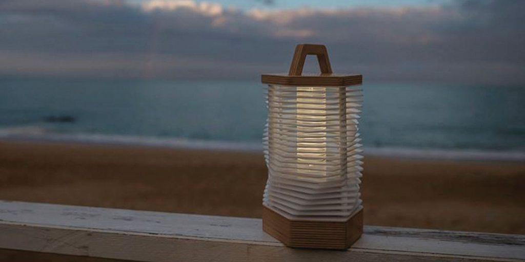 lampada da esterno senza fili