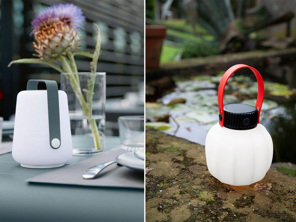 lampade portatili esterno
