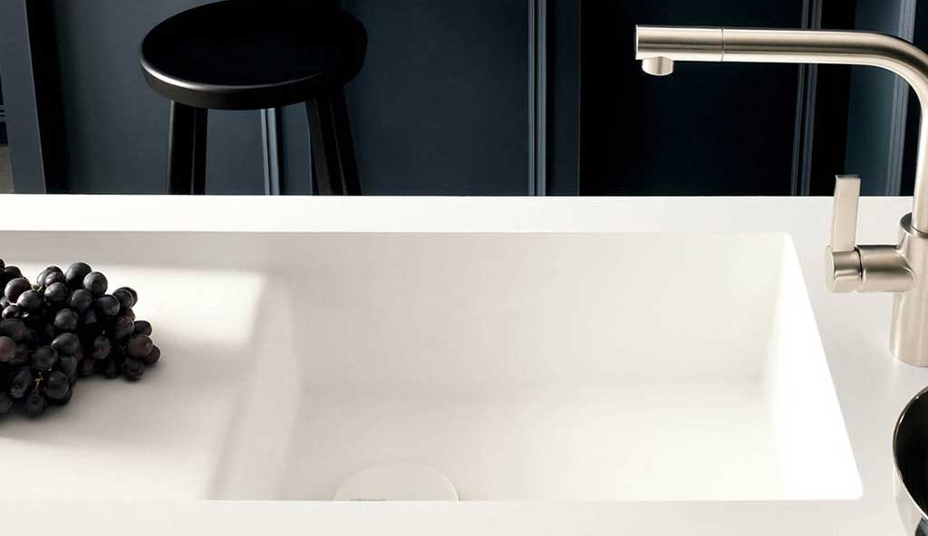 lavello in corian