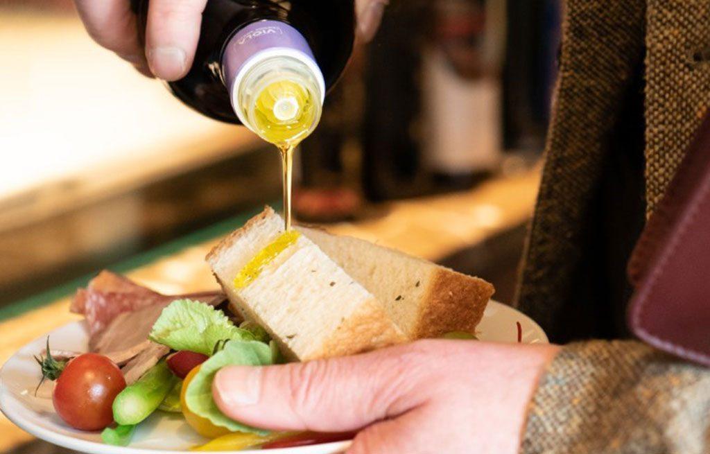 olio oliva bruschetta