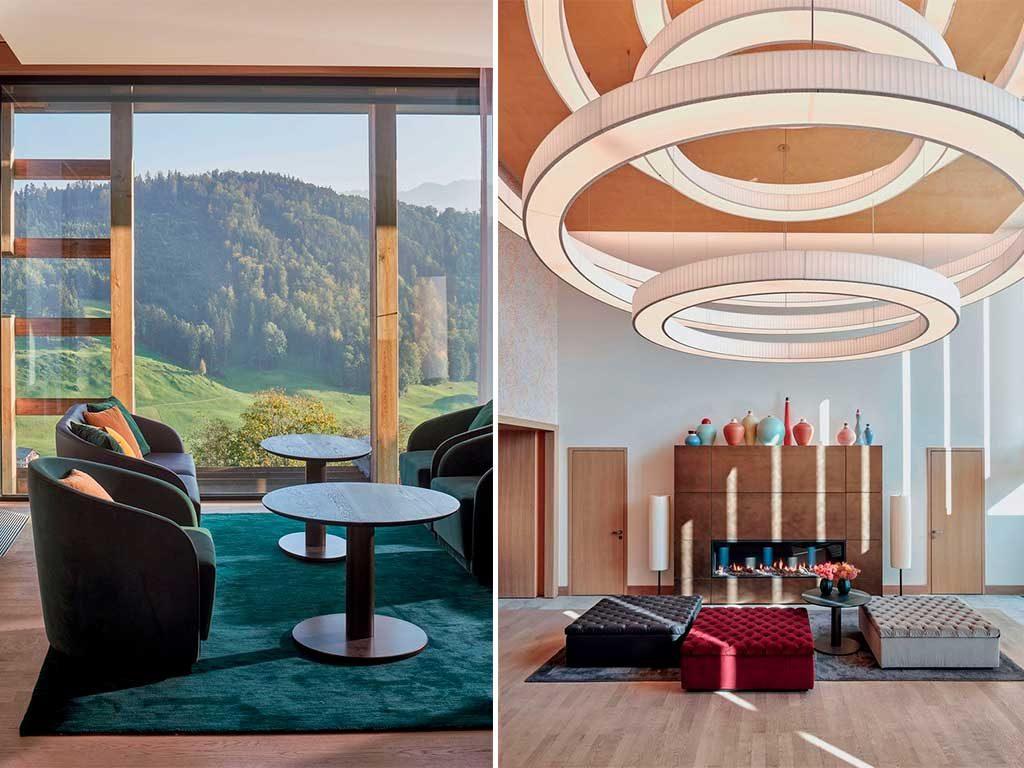 progetti interiors matteo thun