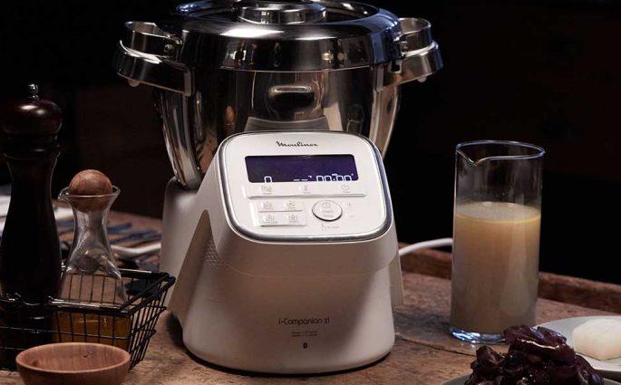 robot cucina piano lavoro
