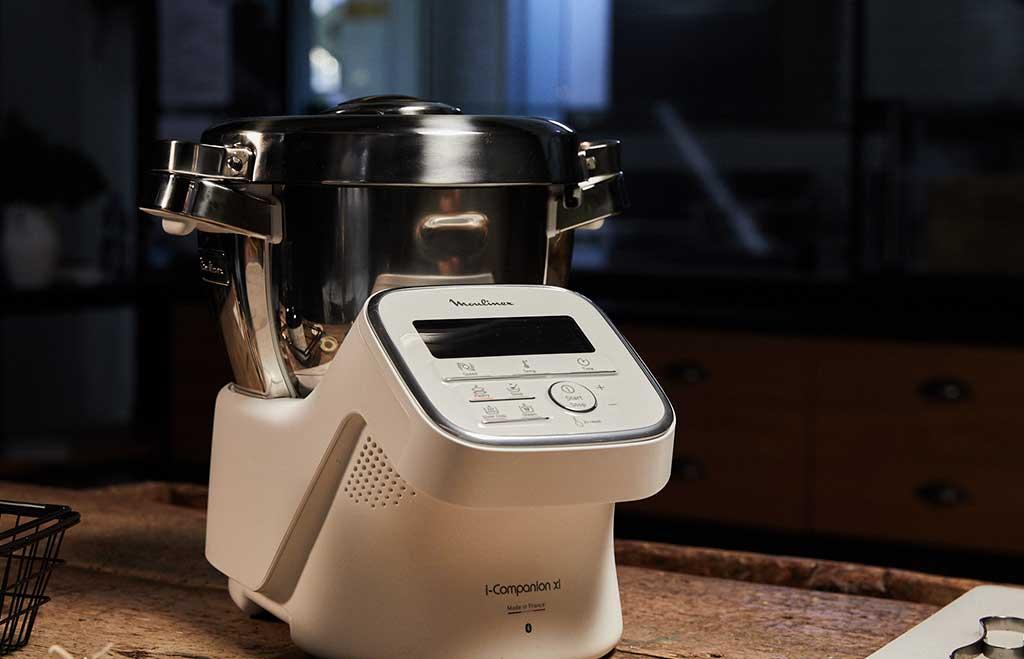 robot cucina moulinex xl