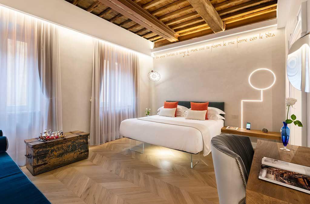 suite hotel design roma