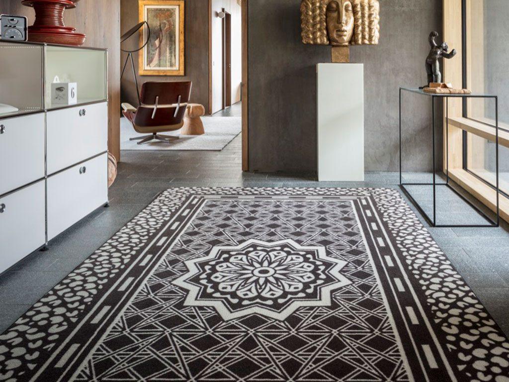 tappeto di design alessandro gorla