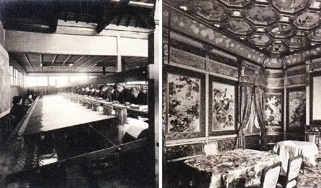 tessitura kawashima immagini storiche