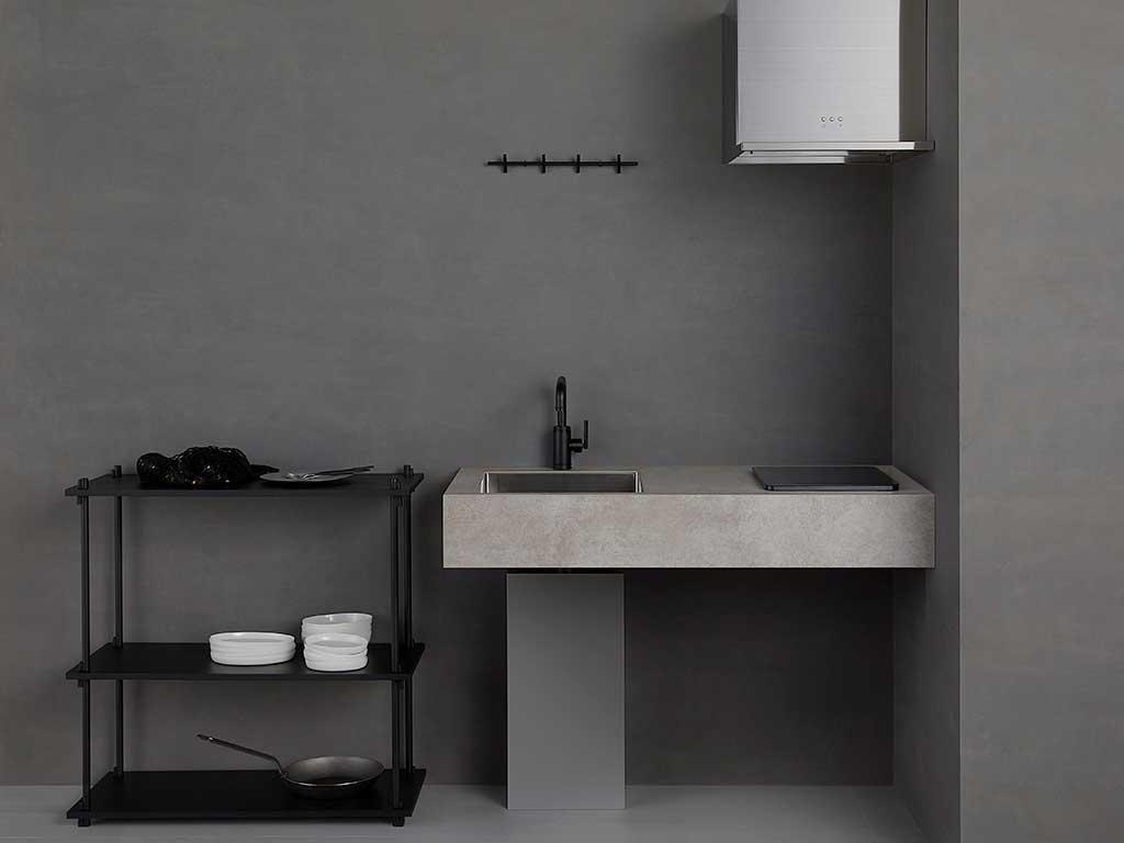 mini cucina essenziae design