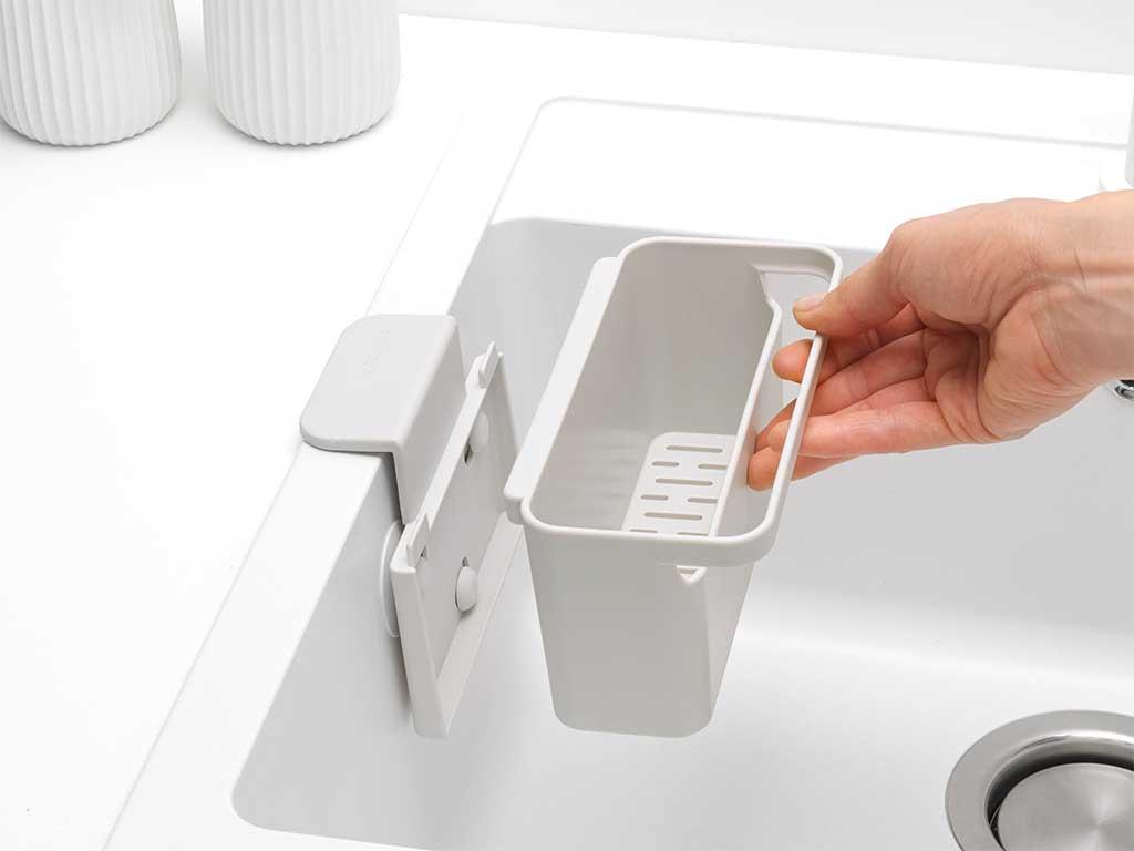 vaschetta portaoggetti lavello