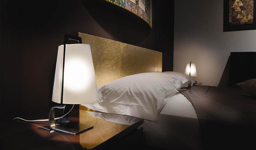 lampada da comodino di design