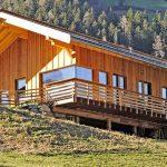 baita montagna legno totale