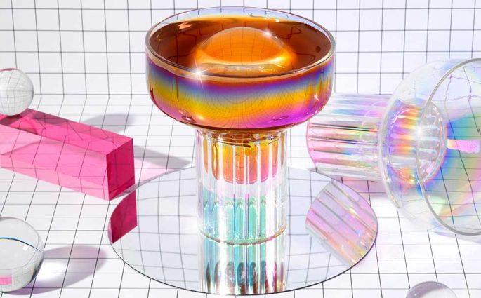 atollo bicchiere patricia urquiola