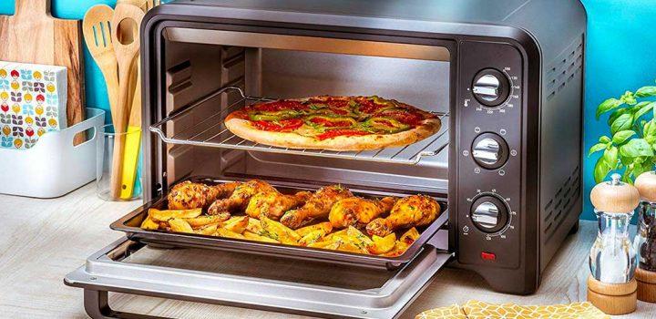 Cucina light, il forno frigge sano
