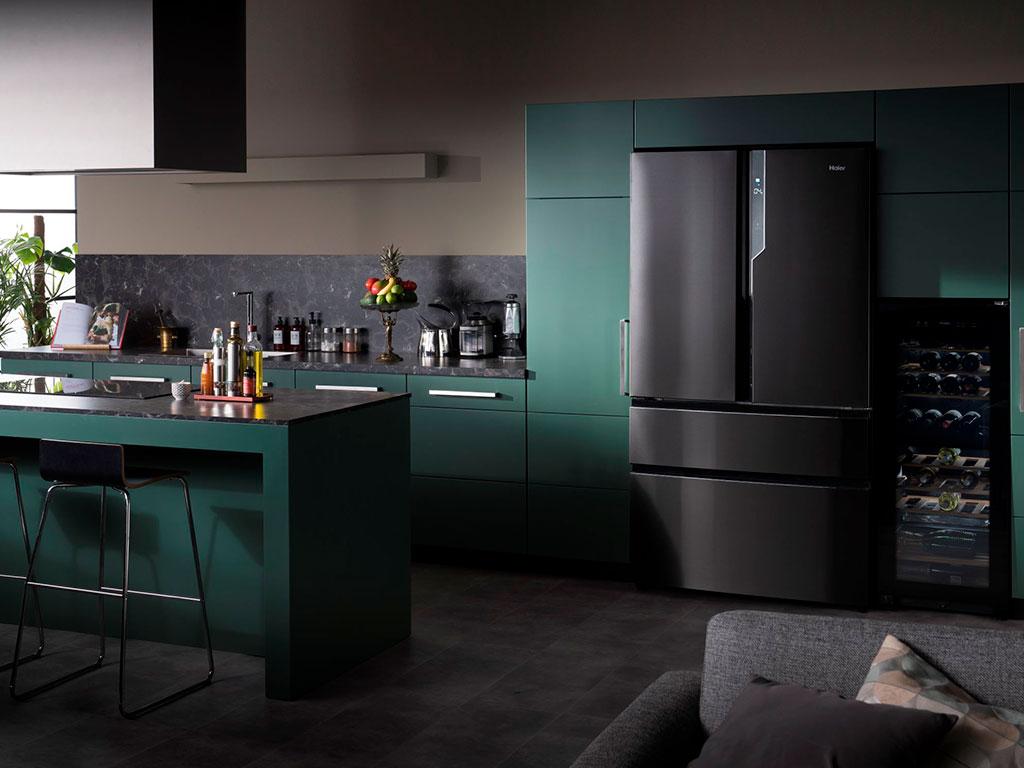 frigorifero xxl antracite