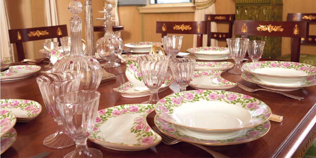 ceramiche villa carlotta mostra