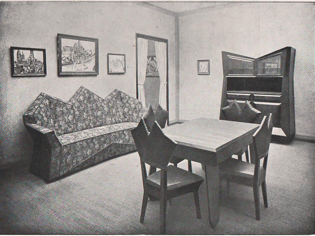 interior cubismo design