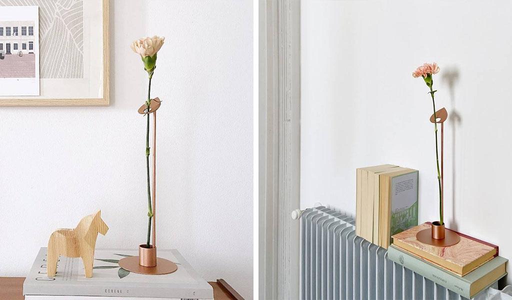 vaso a stelo design
