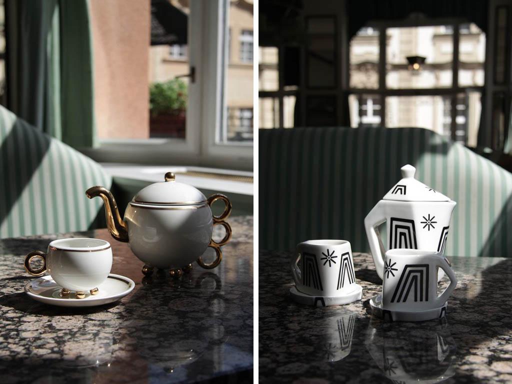 servizi ceramica cubismo design
