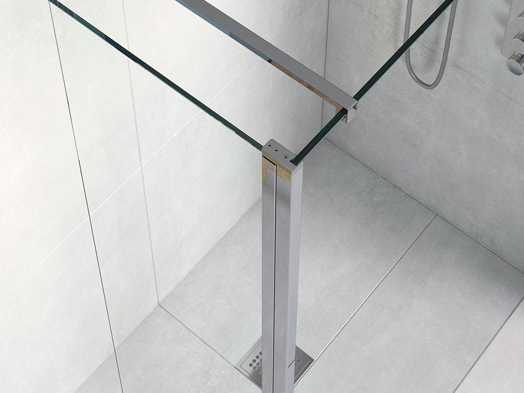 box doccia profilo e vetro