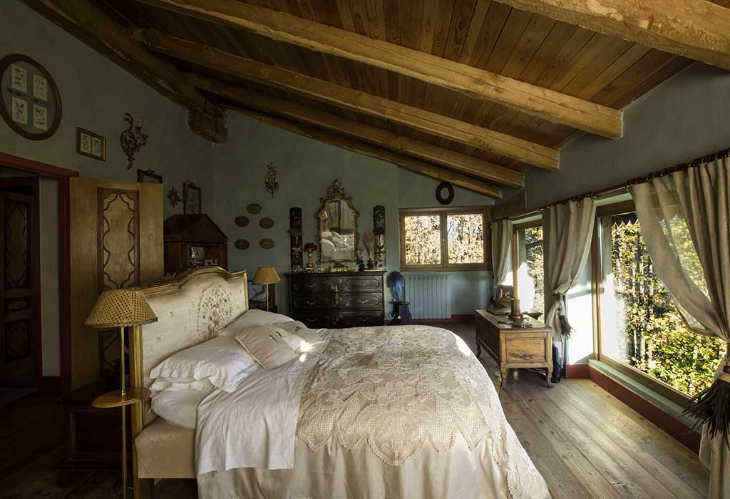interno camera letto