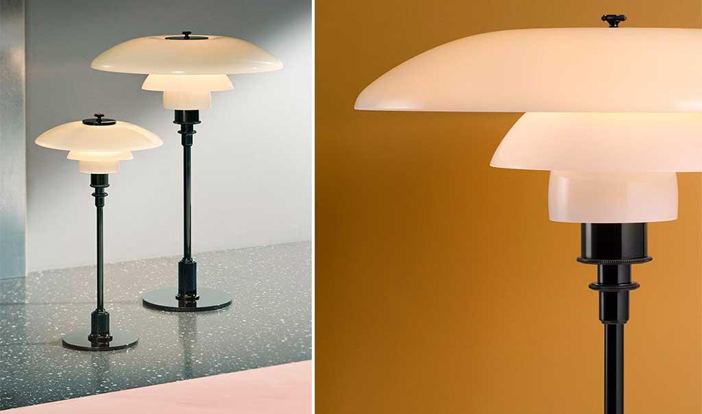 lampada ph 3 e mezzo
