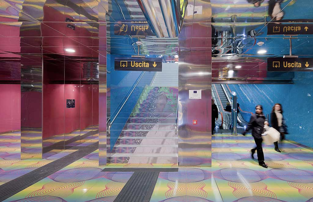 metro napoli rashid