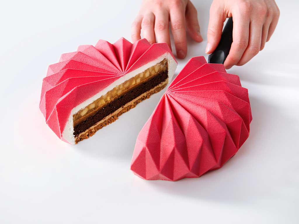 origami cake