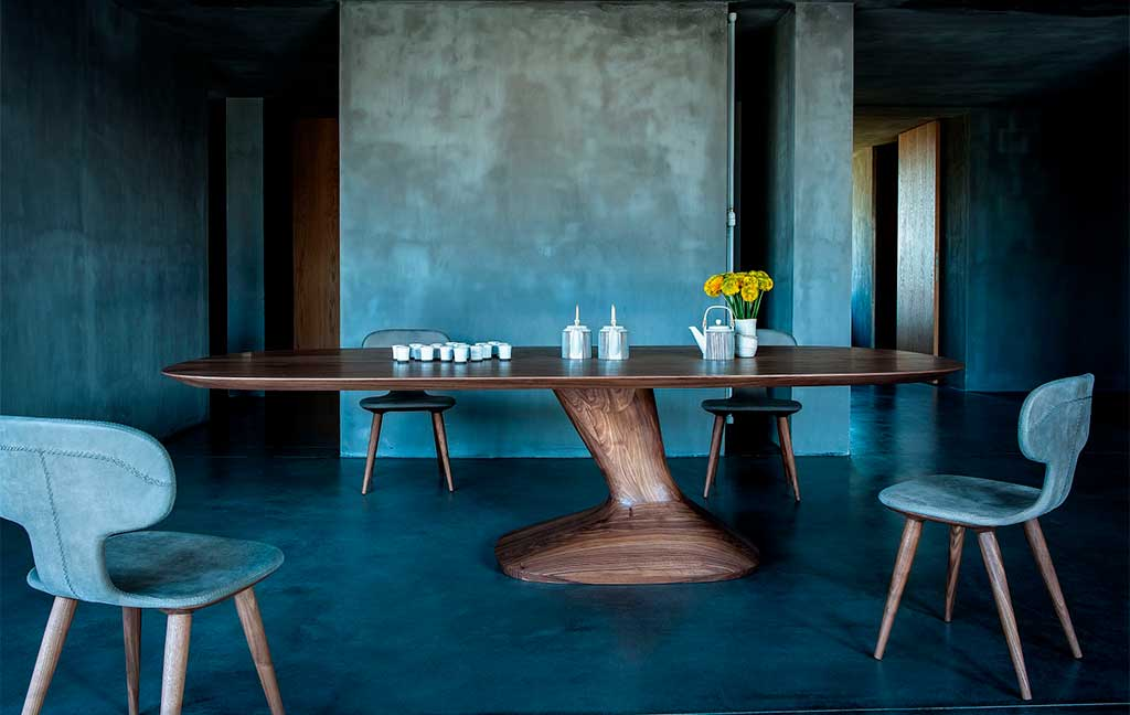 tavolo speed legno rashid