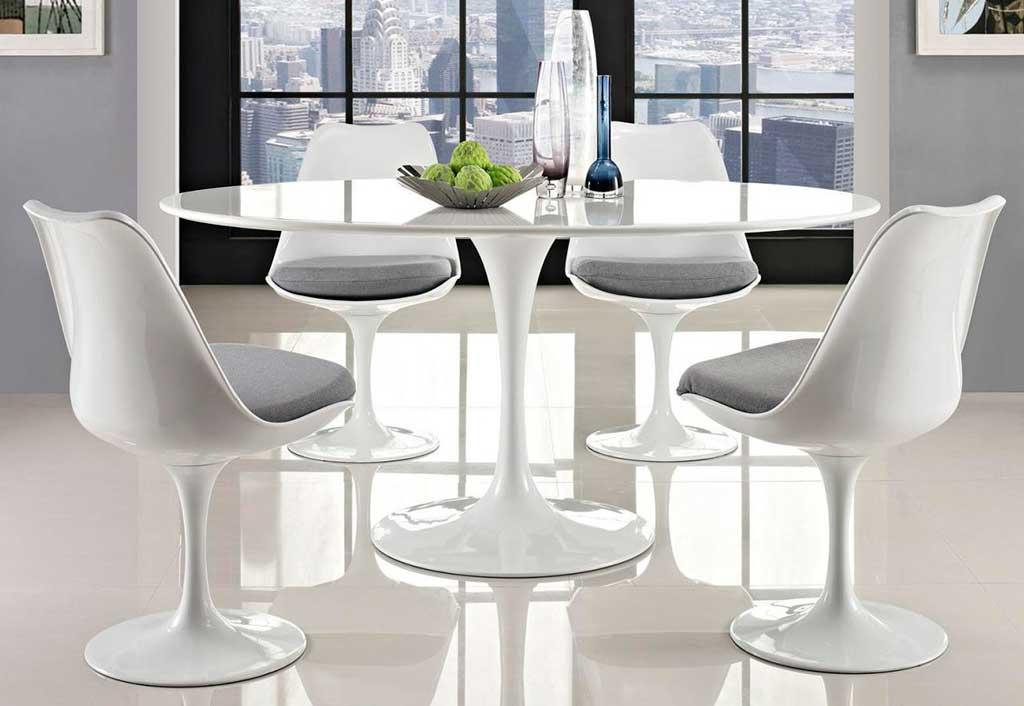 tavolo tulip bianco