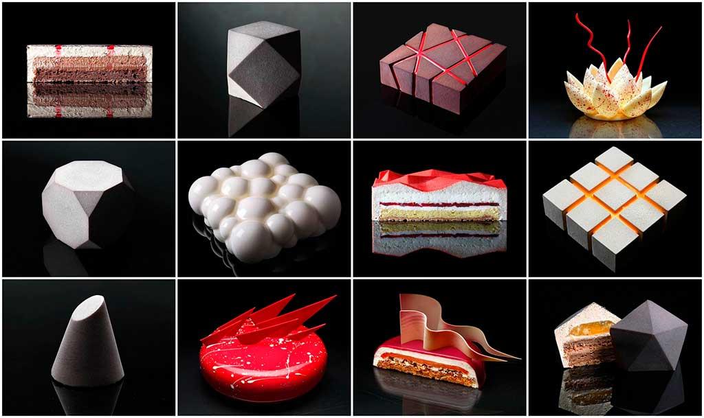 torte geometriche dinara kasko